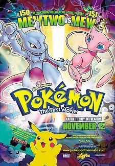Pokemon - Der Film - (Film, Anime, Pokemon)
