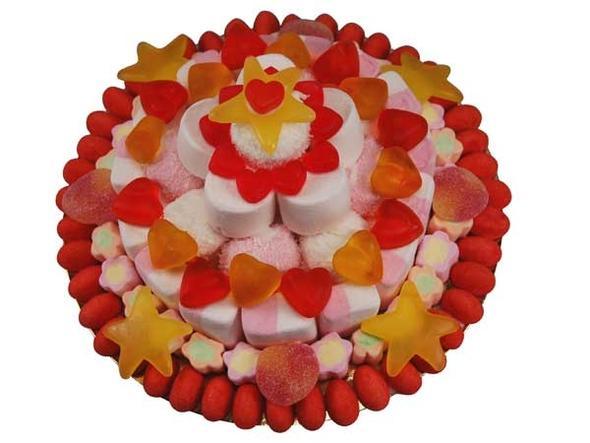 Suche Rat Um Eine Torte Mit Gummizeug Zu Machen Geschenk Kochen