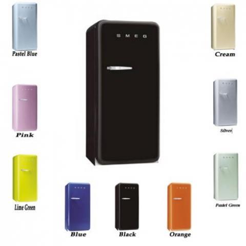 SMEG Retro Kühlschränke   (Küche, Kühlschrank, Retro)