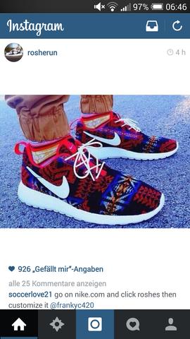 das sind se ✌ - (Schuhe, Nike, Sneaker)