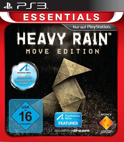 Heavy Rain - (PS3, Thriller, ab 16)