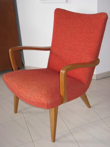Sessel - (Möbel, Stoff, Polster)