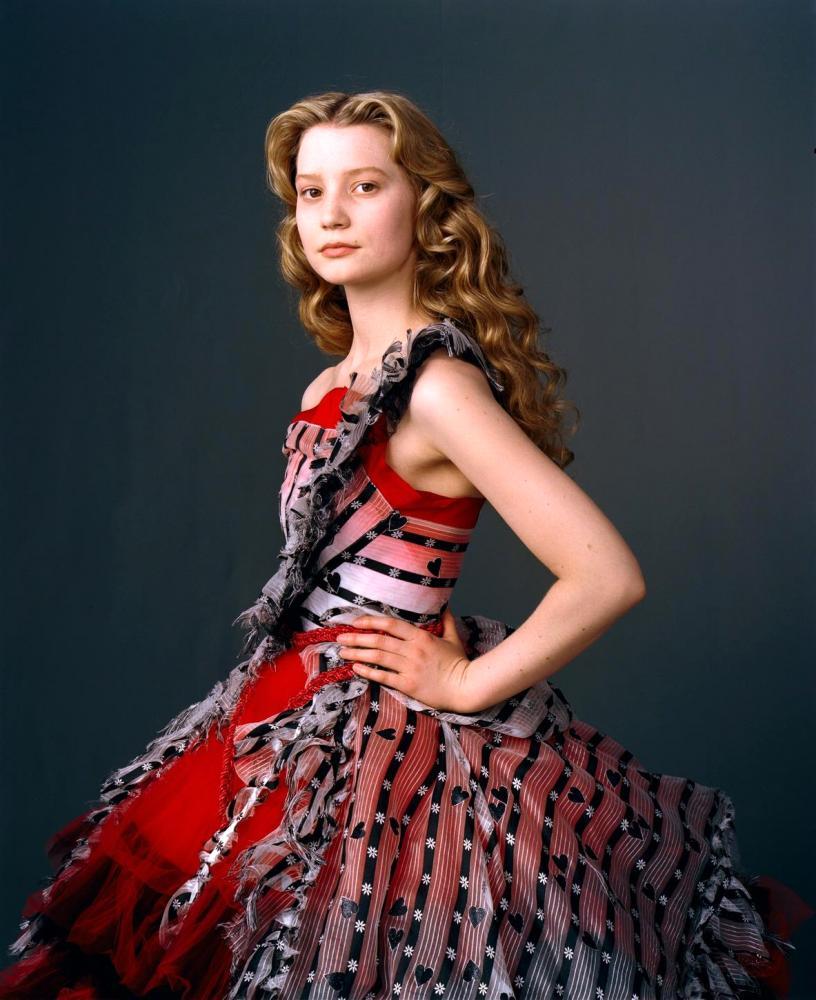 Großartig Alice Im Wunderland Abschlussballkleid Fotos ...