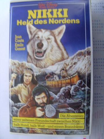 VHS von 1961 - (Film, Walt Disney, nici)