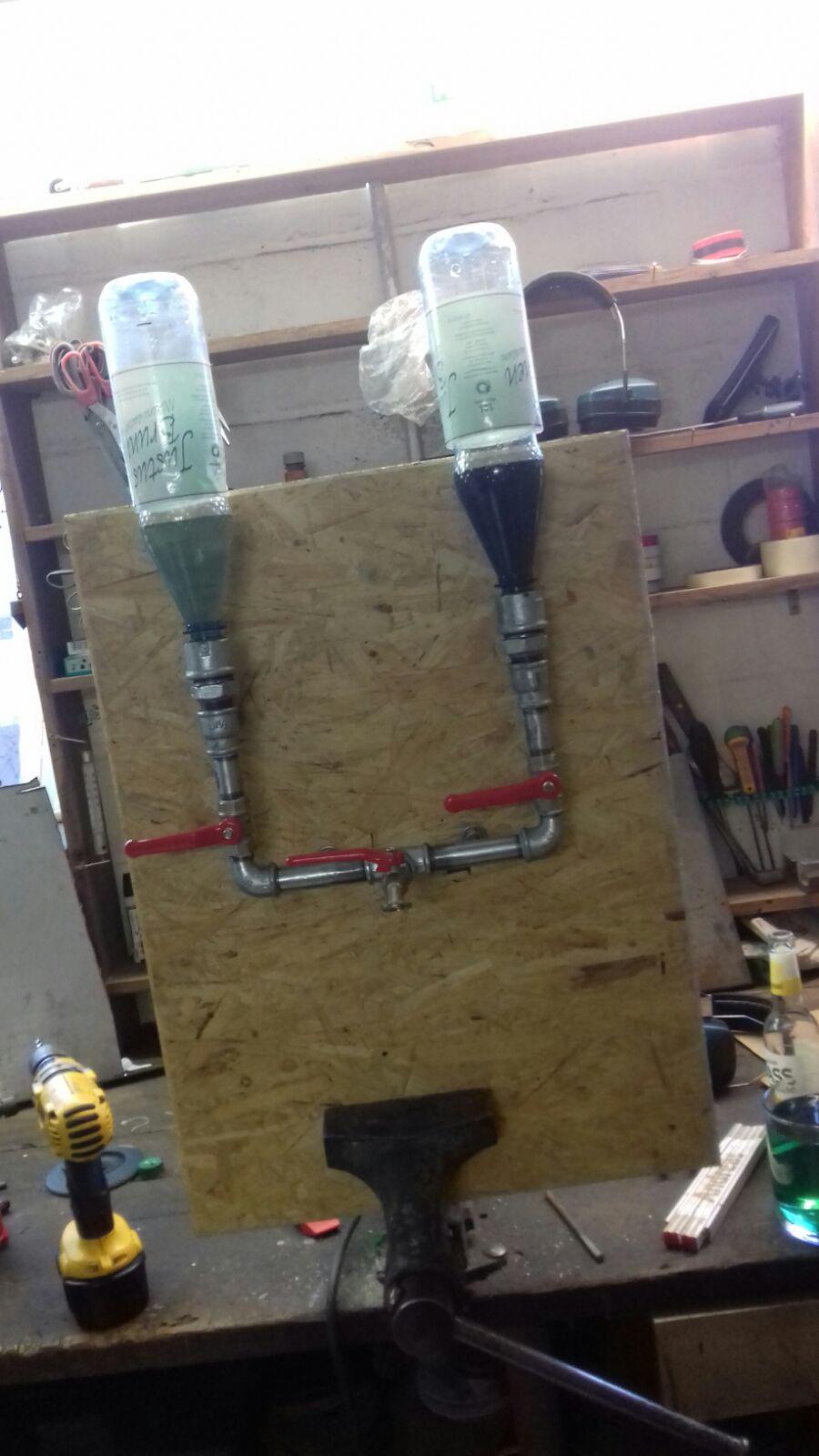suche wasserhahn f r getr nke mischer sanit r. Black Bedroom Furniture Sets. Home Design Ideas