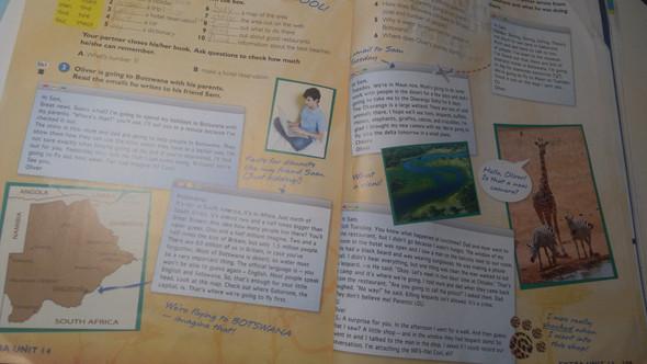 Summary Von Messages Englisch Hausaufgaben English