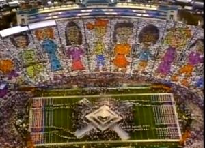 1993 - (Michael Jackson, Superbowl, Coldplay)