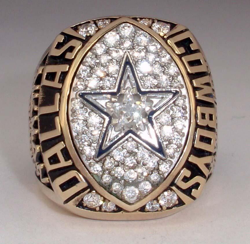 Packers Replica Super Bowl Rings