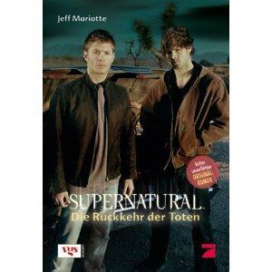 Supernatural Die Rückkehr der Toten - (Buch, Pro7, Supernatural)
