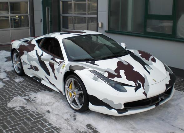 Ferrari  - (Auto, Auto und Motorrad, Tuning)