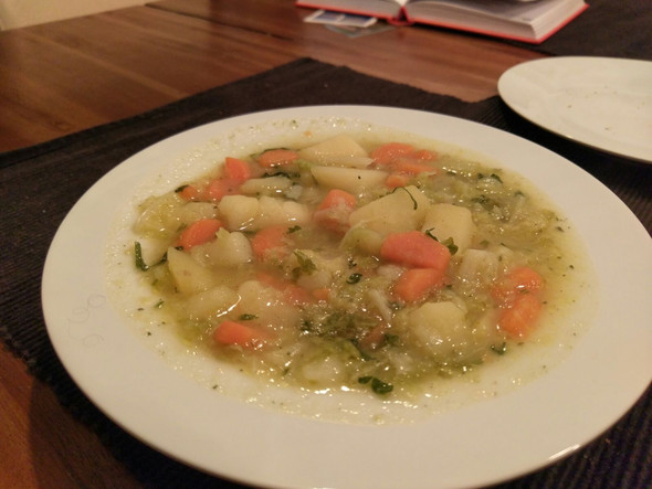 Suppe oder Eintopf? - (essen, Suppe, eintopf)