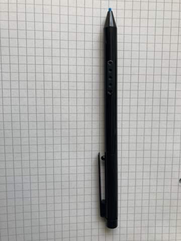 Surface Pen aufladen?