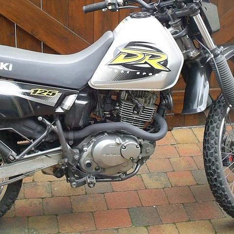 4takt üblicher krümmer - (Motorrad, Motor, 125ccm)