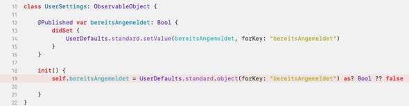 SwiftUI UserDefaults ERROR: EXC_BAD_ACCESS (code=2, address=0x7ffeed013ff8)?