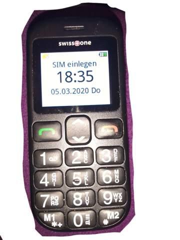 Swissstone Handy behalten oder Klapphandy kaufen?