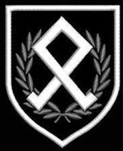 Symbol = Bedeutung (Nationalsozialistisch? Kampfverband