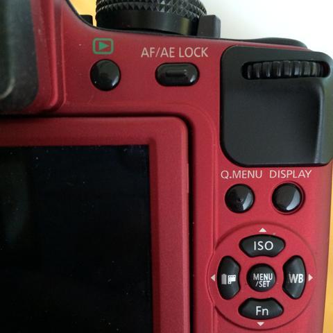 Ansichtsfläche der kamera - (Kamera, Symbol)