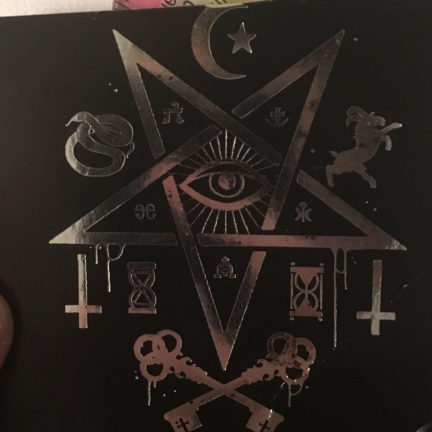 symbole im pentagram bedeutung religion symbol gothic. Black Bedroom Furniture Sets. Home Design Ideas