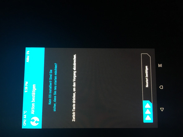 Kein os installiert - (Samsung, Android, flashen)