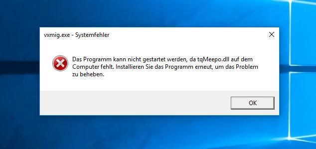 Windows 10 Systemfehler 5