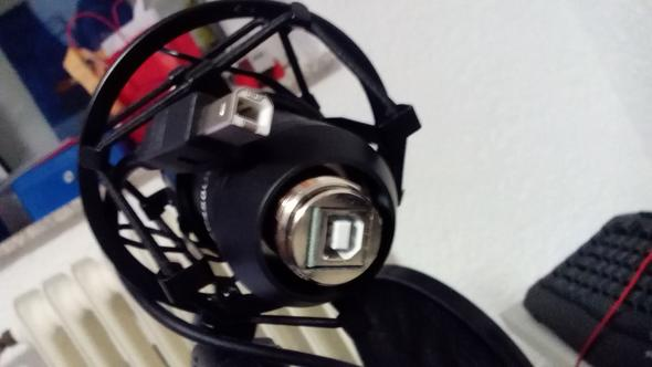Der MikrofonEingang - (Sound, Mikrofon, USB)