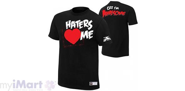 Das ist das T-Shirt - (waschen, T-Shirt, WWE)