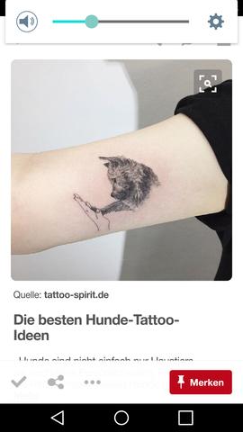 - (Tiere, Tattoo, Tätowieren)