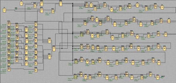 Prototyp des Programms - (Schule, Elektronik, Tage)