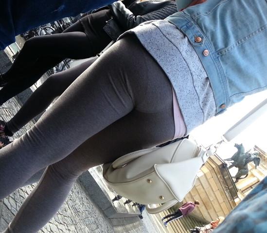 Tangablitzer leggings