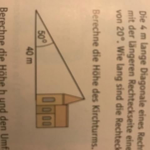 tangens berechnen in mathe trigonometrie schule lehrer sinus. Black Bedroom Furniture Sets. Home Design Ideas