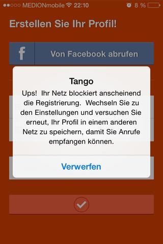 Tango - (Handy, Technik)