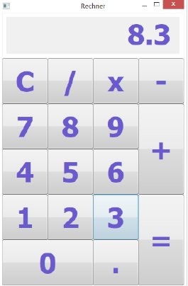 taschenrechner - (Programm, programmieren, Programmierung)