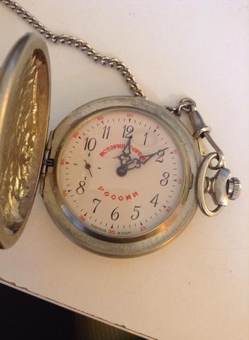 Uhrwerk - (Uhr, Russland, Militär)