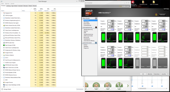 Task Mager - (cpu, AMD, Taskmanager)