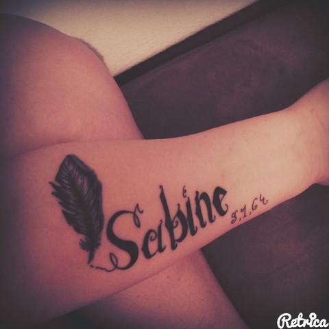 Das ist das Tattoo  - (Tattoo, erweitern)