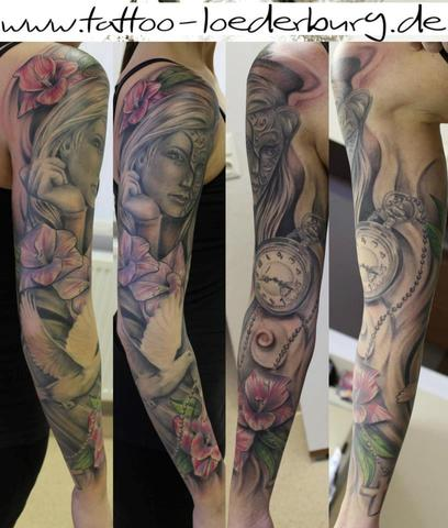 Das hier - (Männer, Tattoo)
