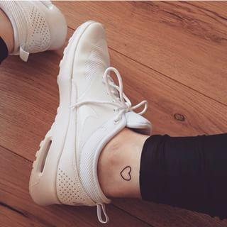 Tattoo Fuß Innen Oder Außen Mehr Nerven Etc Schmerzen Füße Knöchel