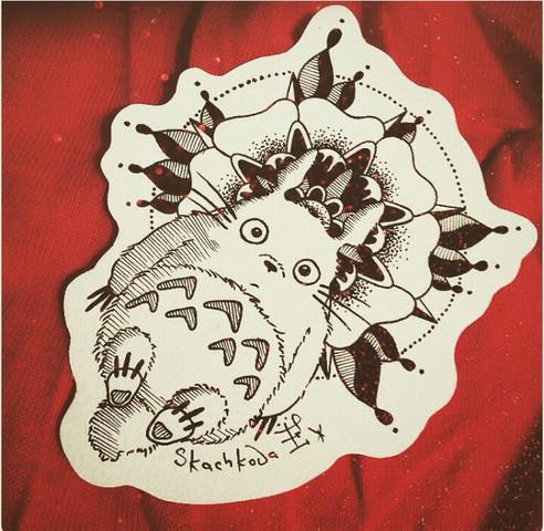 Totoro - (Tattoo, Bedeutung)
