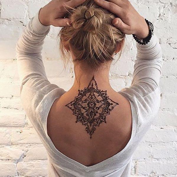 Tattoo Ideen Mit Bestimmten Mustern Motiv