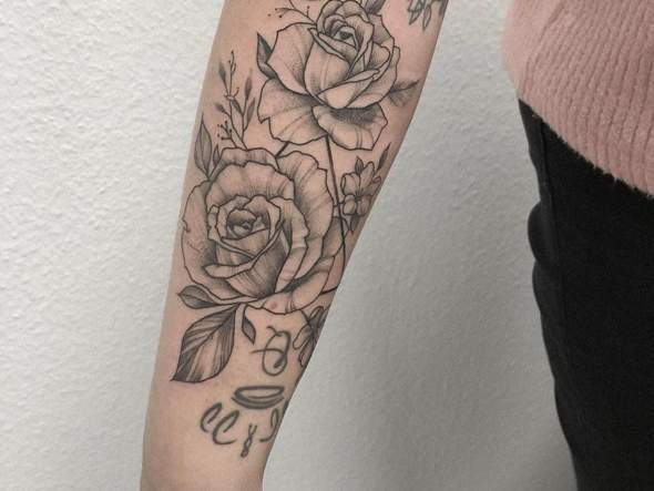 Tattoo Preis herausfinden?