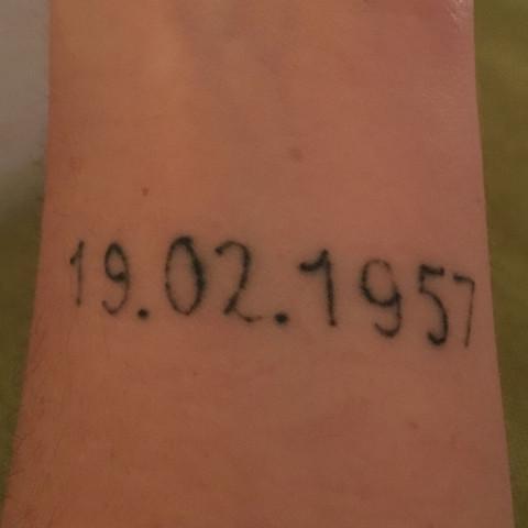 Tattoo - (Gesundheit, Geld, Recht)