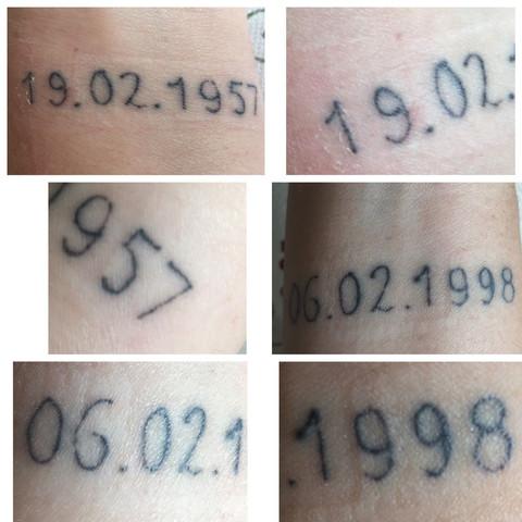 Tattoos - (Gesundheit, Geld, Recht)