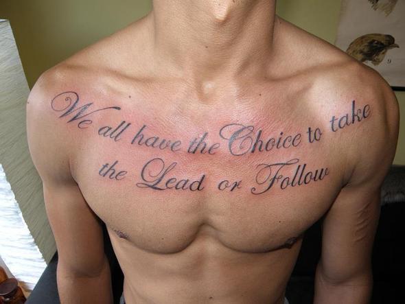 tattoo - (Computer, Tattoo, Schrift)
