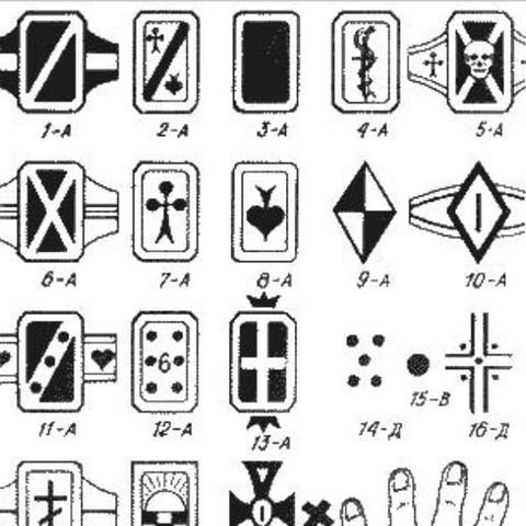 Tattoo Zeichen Symbole Farbe Kunst München