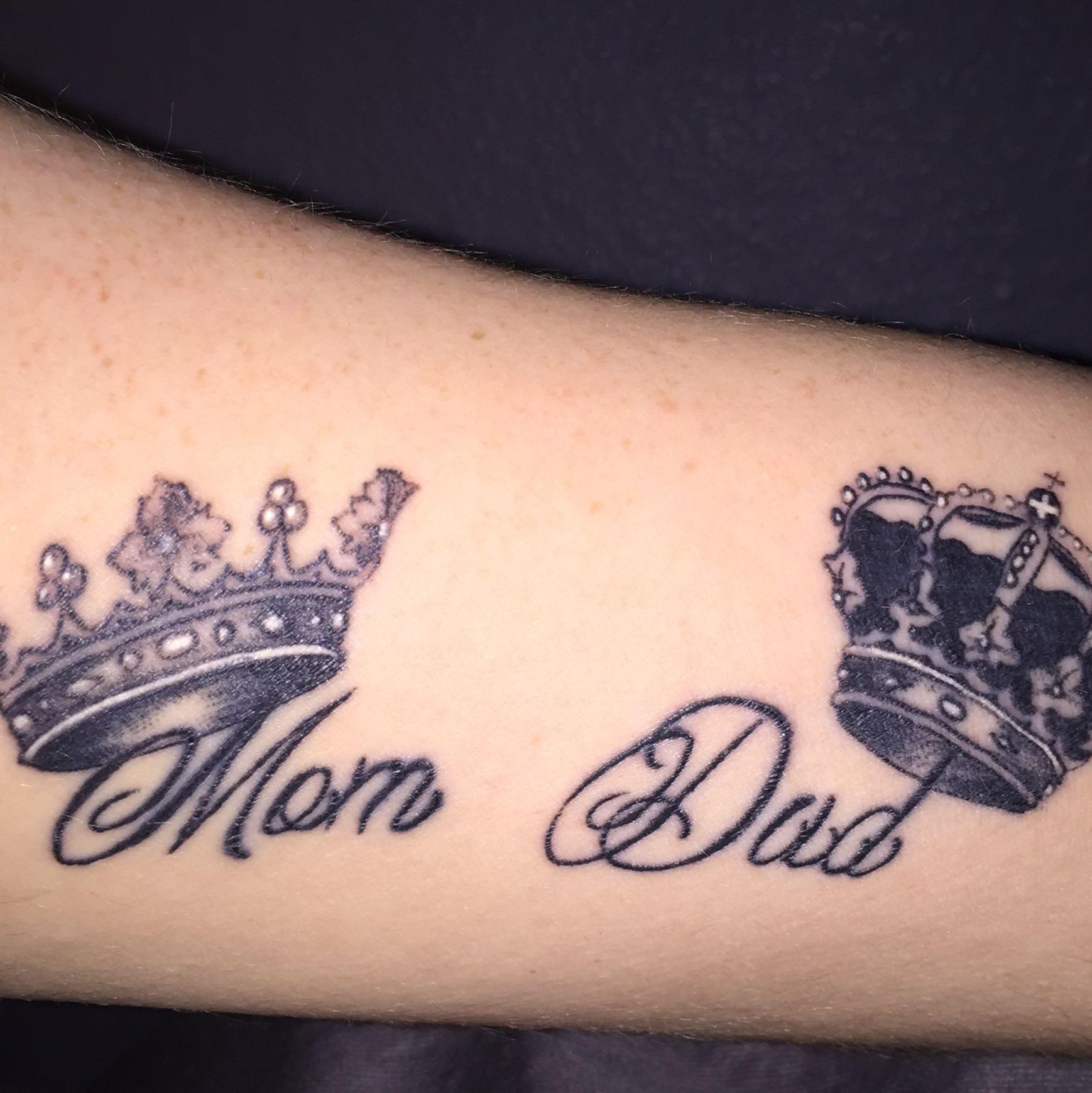 Tattoo zu tief gestochen. Was kann ich tun? (tätowieren