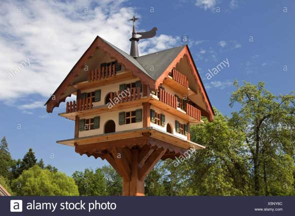 Taubenhaus Bauanleitung?