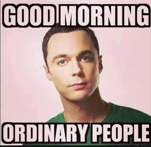 TBBT: Ein hochintelligenter Sheldon Cooper liebt Comics. Ist das nicht widersprüchlich?