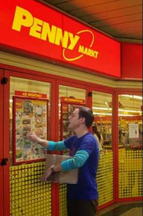 TBBT: Warum klopft Sheldon immer 3x bei Penny?