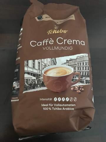 Tchibo Kaffee schmeckt verbrannt und sauer - Was ist den da los?