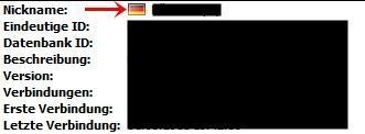 Flagge TS - (Teamspeak, IP-Adresse, IP)